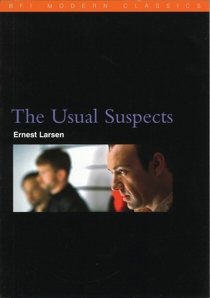 The Usual Suspects als Buch