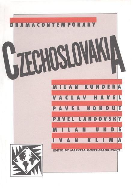 Dramacontemporary: Czechoslovakia als Taschenbuch