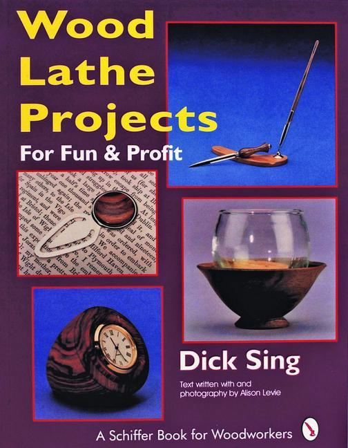 Wood Lathe Projects for Fun & Profit als Taschenbuch