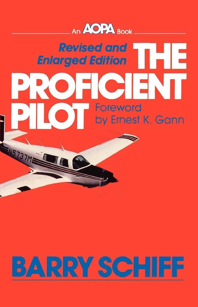The Proficient Pilot als Taschenbuch