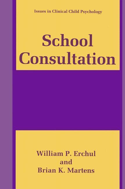 School Consultation als Buch
