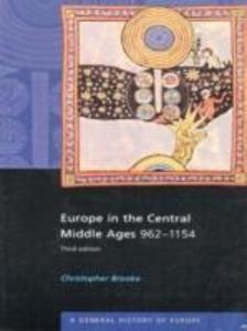 Europe in the Central Middle Ages als Taschenbuch