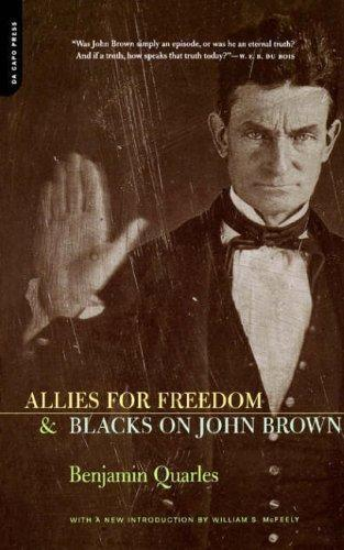 Allies for Freedom & Blacks on John Brown als Taschenbuch