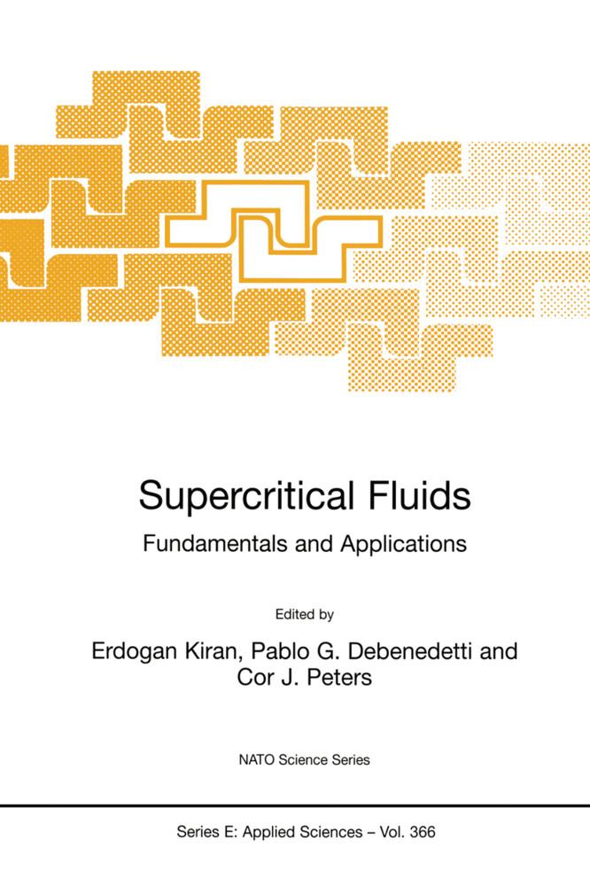 Supercritical Fluids als Buch