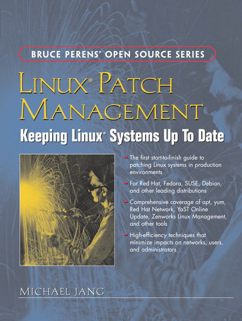Linux Patch Management: Keeping Linux Systems Up to Date als Buch