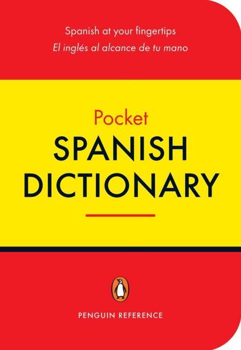 The Penguin Pocket Spanish Dictionary als Taschenbuch