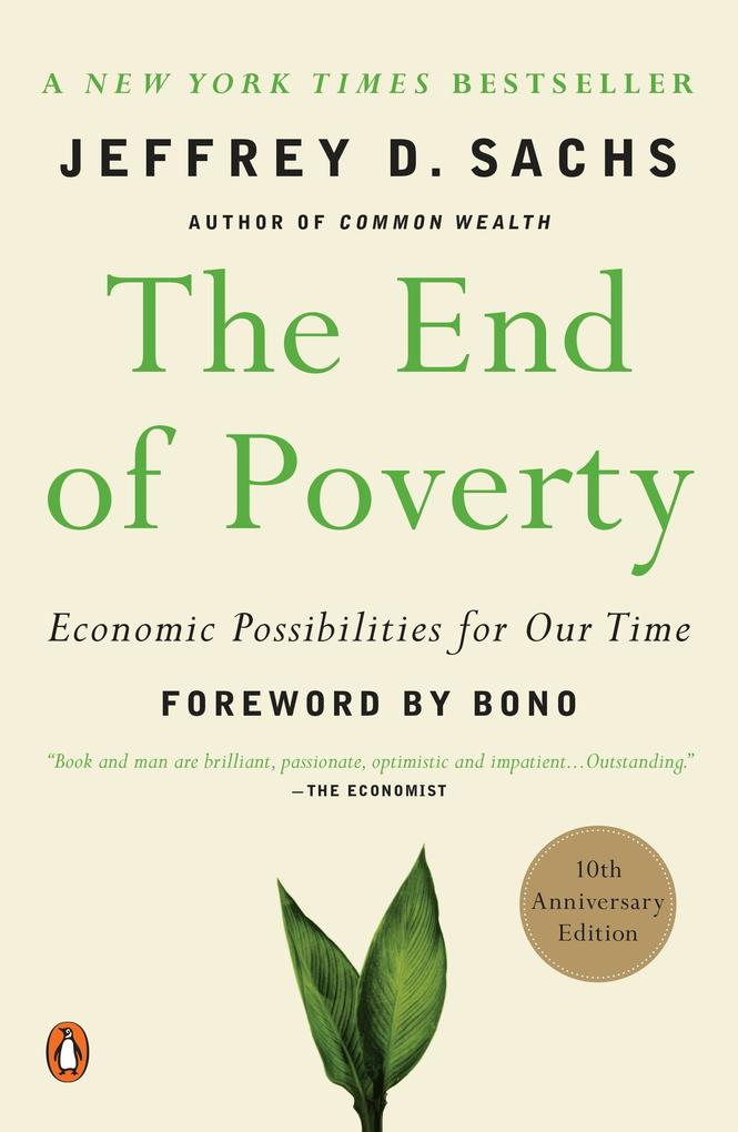 The End of Poverty als Taschenbuch