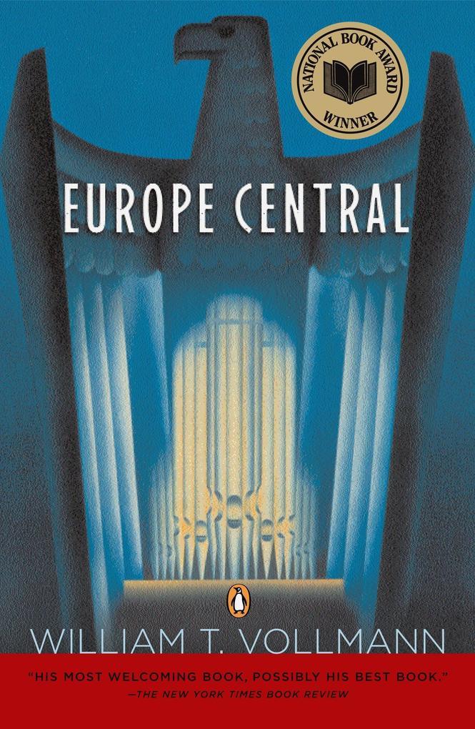Europe Central als Buch