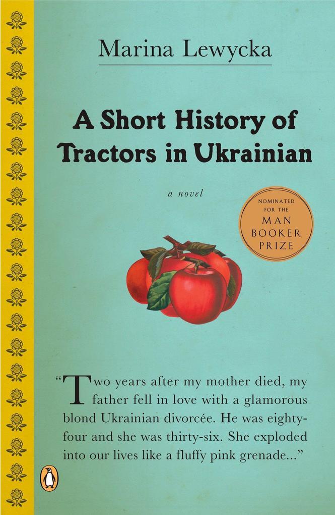 A Short History of Tractors in Ukrainian als Buch