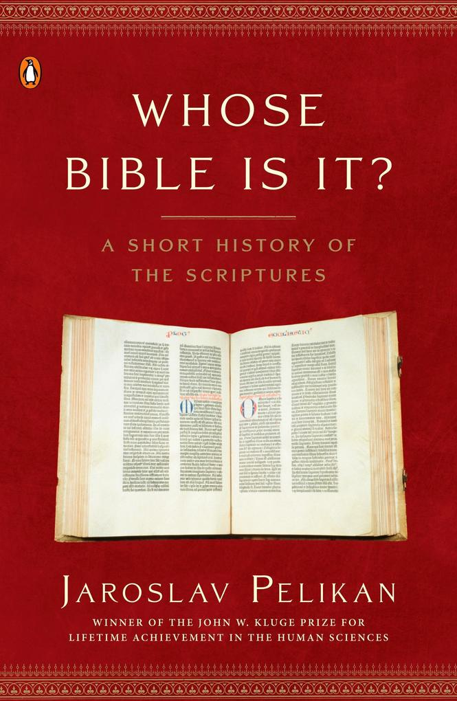 Whose Bible Is It?: A Short History of the Scriptures als Taschenbuch