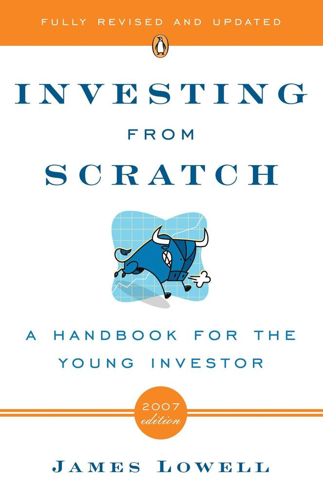 Investing from Scratch: A Handbook for the Young Investor als Taschenbuch