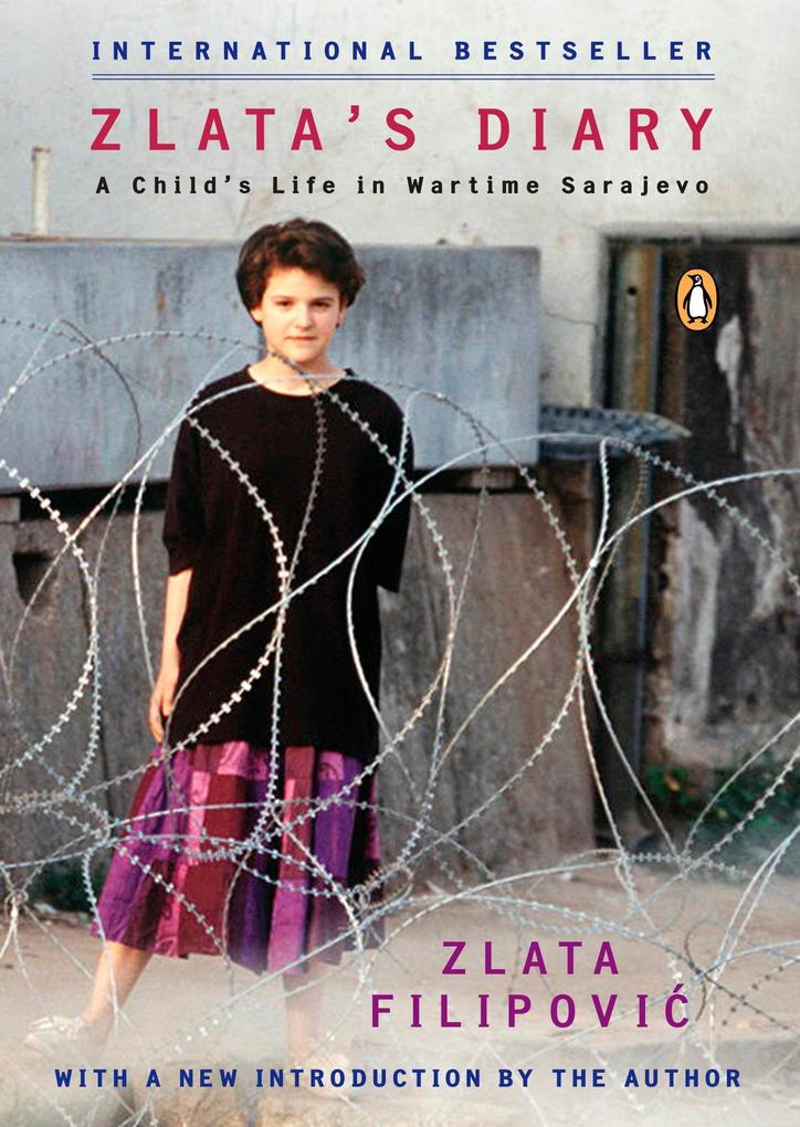Zlata's Diary: A Child's Life in Wartime Sarajevo: Revised Edition als Taschenbuch