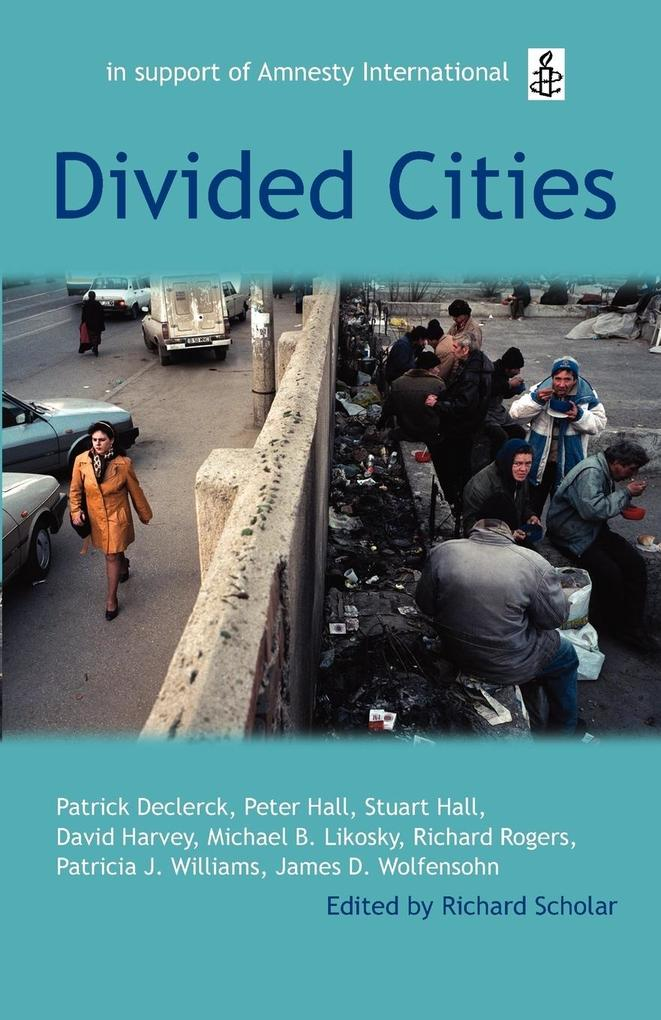 Divided Cities: The Oxford Amnesty Lectures 2003 als Taschenbuch