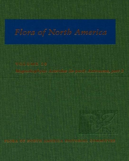 Flora of North America: North of Mexico: Magnoliophyta: Asteridae, Part 7: Asteraceae, Part 2 als Buch