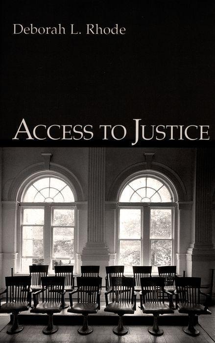 Access to Justice als Taschenbuch