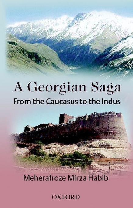 GEORGIAN SAGA als Buch