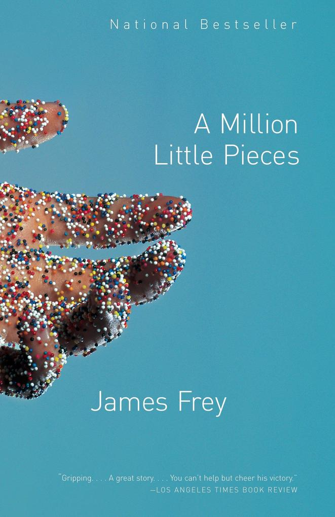 Million Little Pieces als Taschenbuch