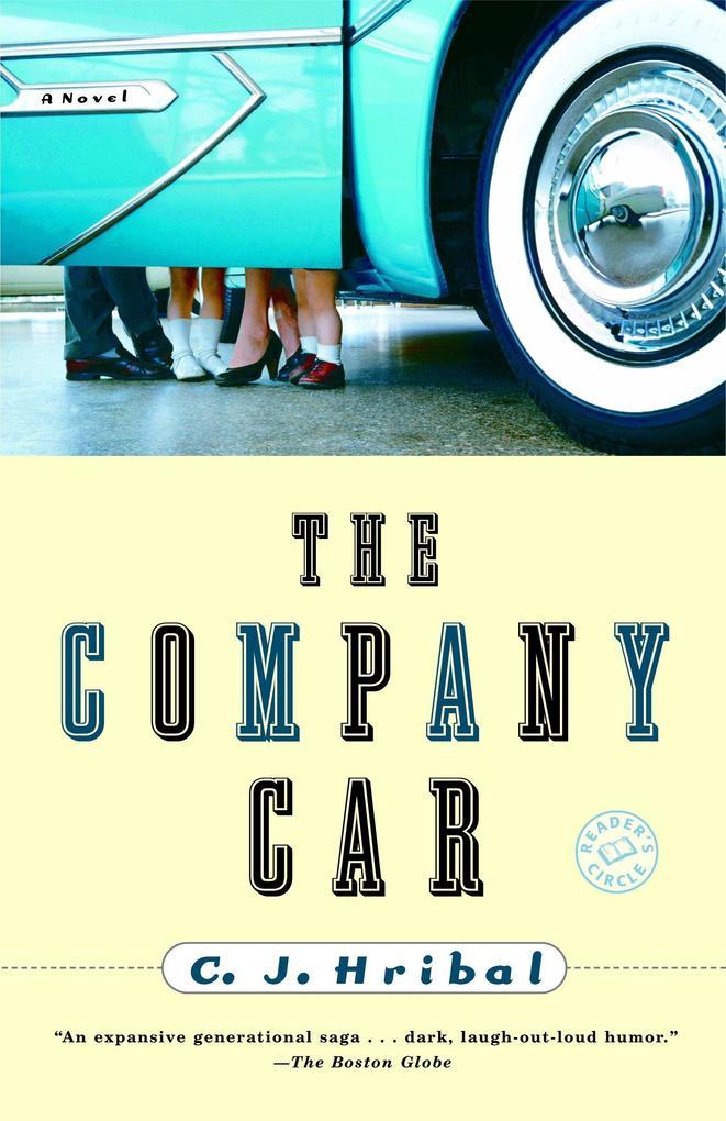 The Company Car: als Taschenbuch