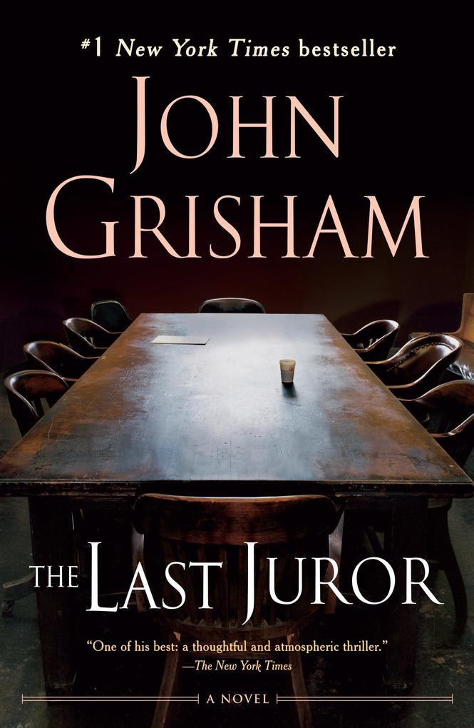 The Last Juror als Taschenbuch