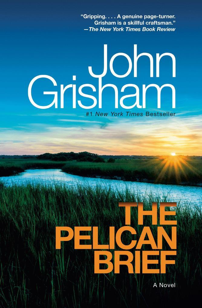 The Pelican Brief als Taschenbuch