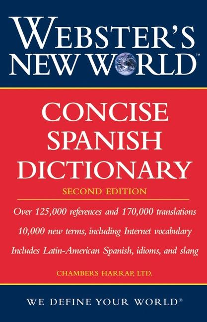 Webster's New World Concise Spanish Dictionary als Taschenbuch