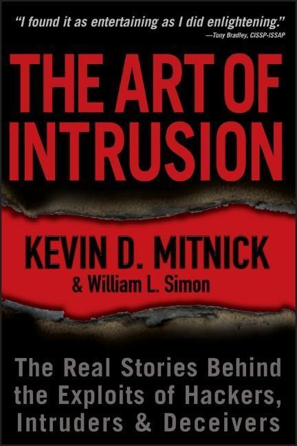 The Art of Intrusion als Buch