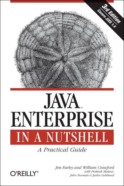 Java Enterprise in a Nutshell als Buch