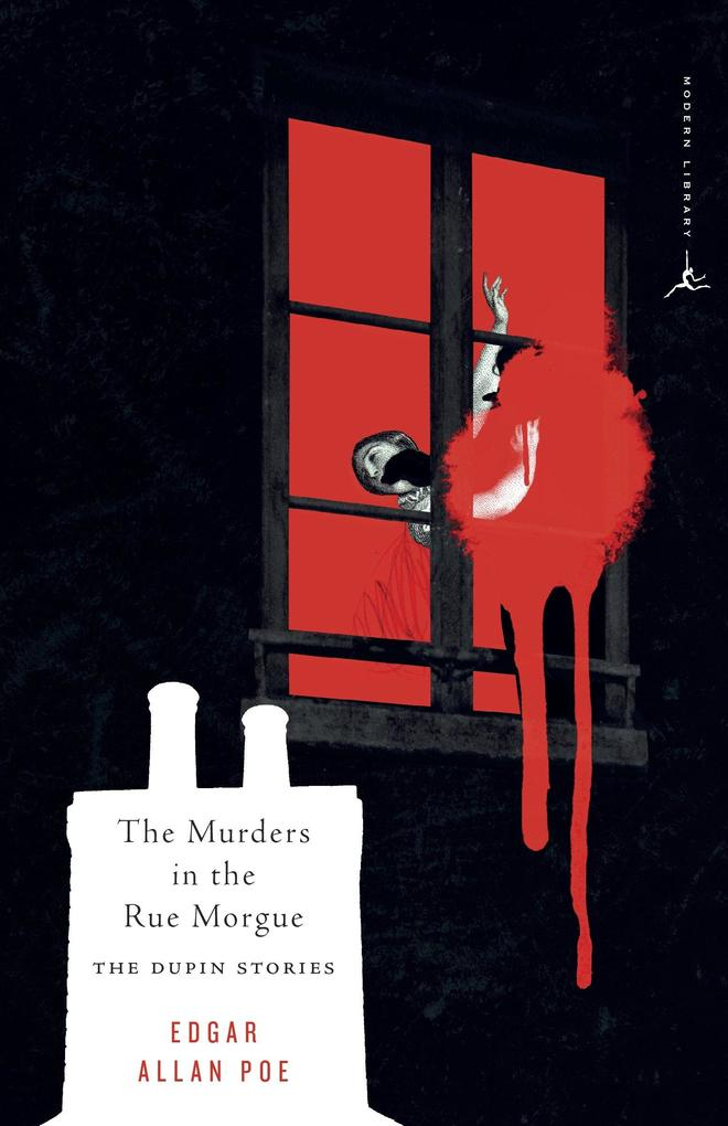 The Murders in the Rue Morgue als Buch
