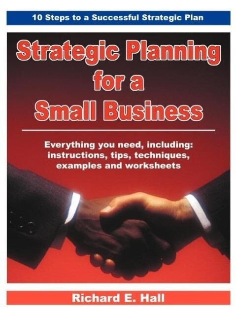 Strategic Planning for a Small Business als Taschenbuch