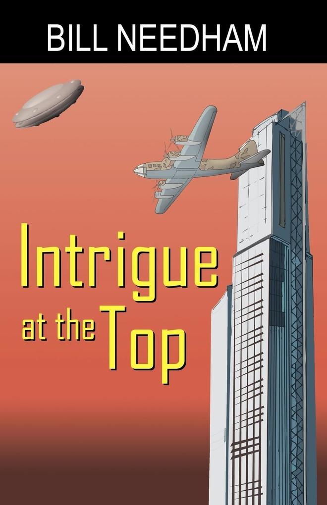 Intrigue at the Top als Taschenbuch