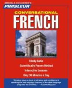 Pimsleur French Conversational Course - Level 1 Lessons 1-16 CD: Learn to Speak and Understand French with Pimsleur Language Programs als Hörbuch