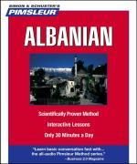 Pimsleur Albanian Level 1 CD: Learn to Speak and Understand Albanian with Pimsleur Language Programs