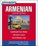 Pimsleur Armenian (Eastern) Level 1 CD: Learn to Speak and Understand Eastern Armenian with Pimsleur Language Programs als Hörbuch