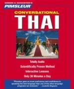 Pimsleur Thai Conversational Course - Level 1 Lessons 1-16 CD: Learn to Speak and Understand Thai with Pimsleur Language Programs