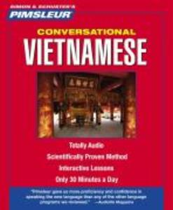 Pimsleur Vietnamese Conversational Course - Level 1 Lessons 1-16 CD: Learn to Speak and Understand Vietnamese with Pimsleur Language Programs als Hörbuch