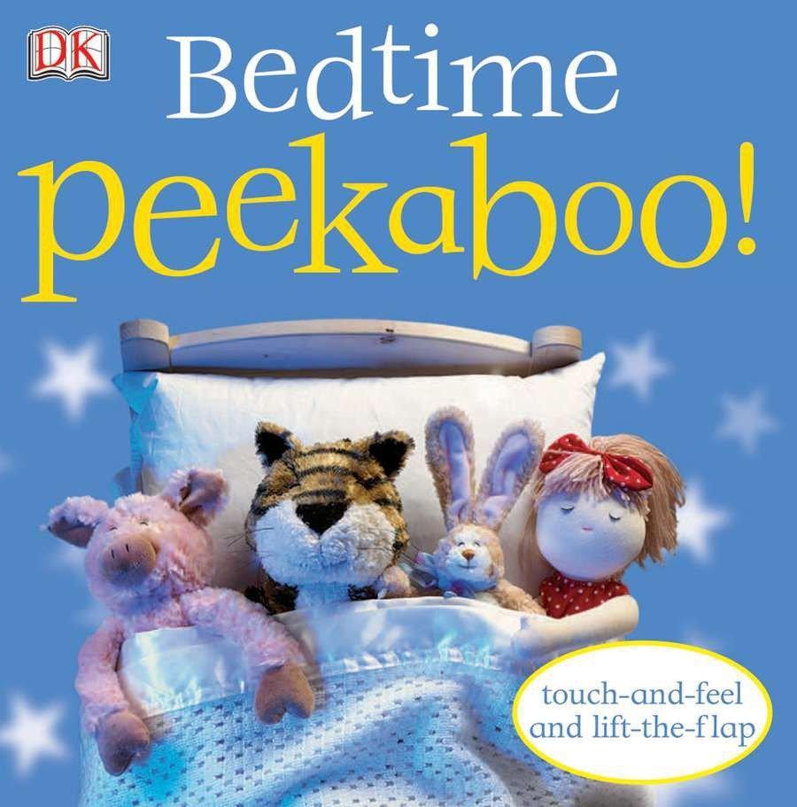 Bedtime Peekaboo! als Buch