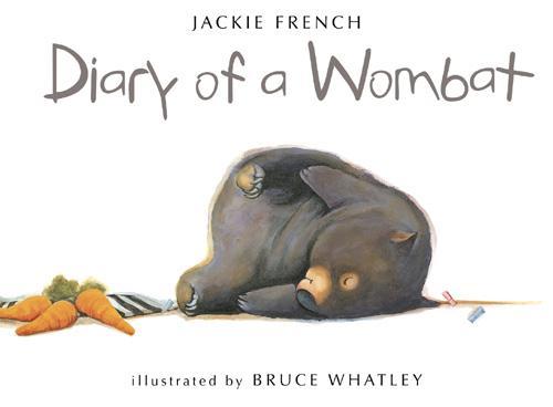 Diary of a Wombat als Taschenbuch