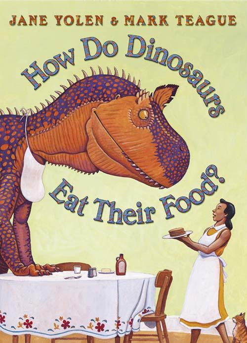 How Do Dinosaurs Eat Their Food? als Taschenbuch