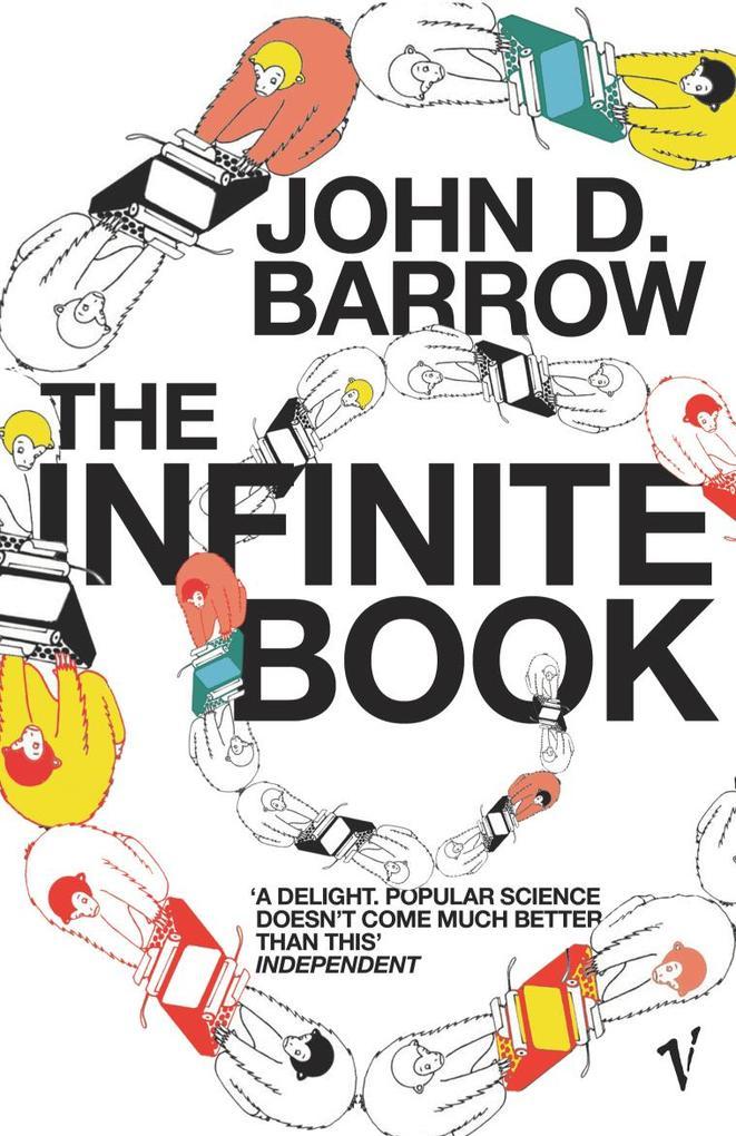 The Infinite Book als Taschenbuch