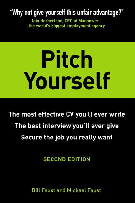 Pitch Yourself als Buch