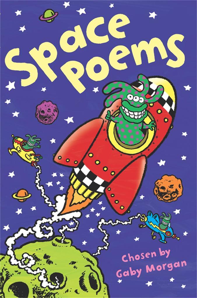 Space Poems als Taschenbuch