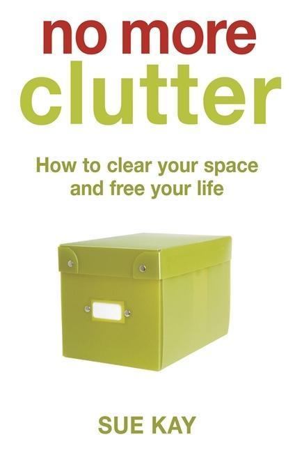 No More Clutter als Taschenbuch
