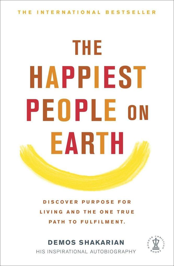 The Happiest People On Earth als Taschenbuch