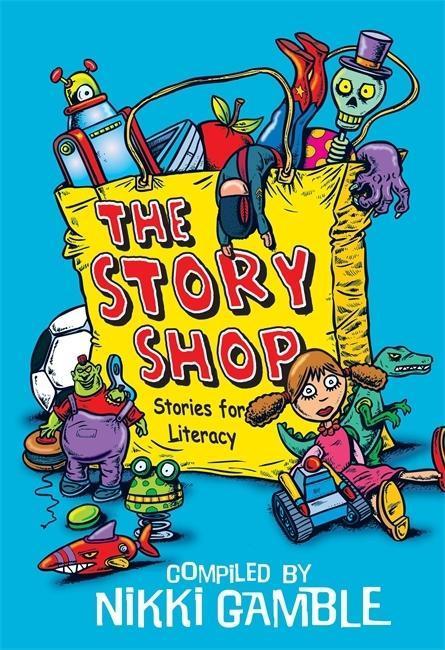 Story Shop: Stories For Literacy als Taschenbuch
