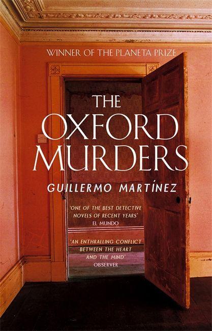 The Oxford Murders als Taschenbuch
