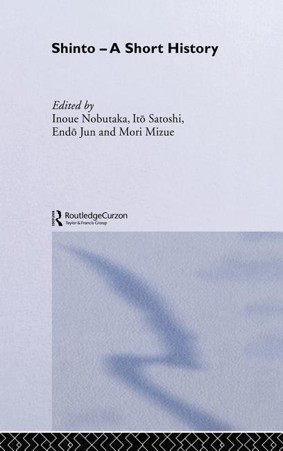 Shinto: A Short History als Buch