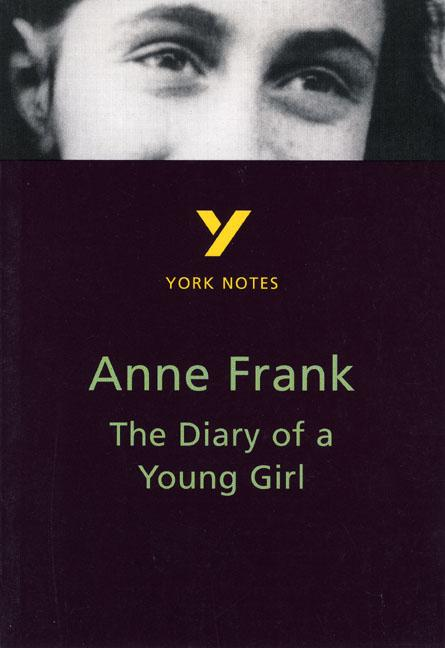 The Diary of Anne Frank: York Notes for GCSE als Taschenbuch