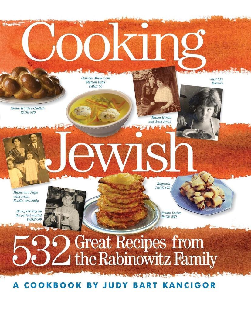 Cooking Jewish als Taschenbuch