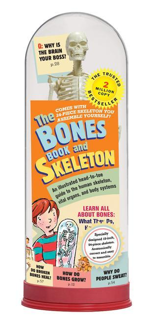 The Bones Book and Skeleton als Buch