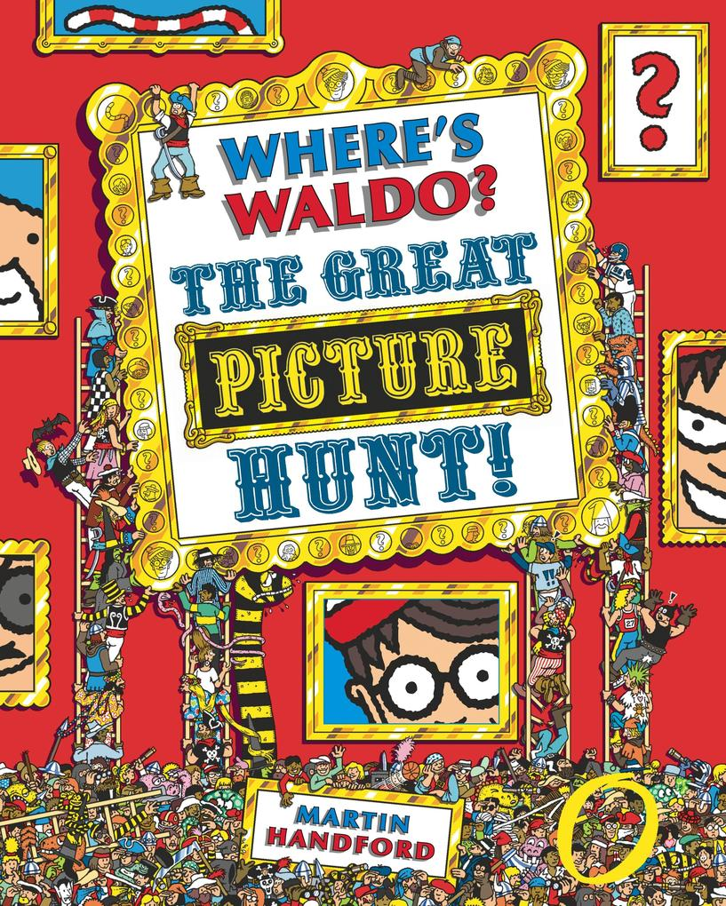 Where's Waldo? the Great Picture Hunt als Buch
